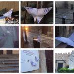 """Las 93 mariposas de las asesinadas por violencia machista """"para hacer reflexionar"""" en Toledo"""
