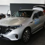 Mercedes trae a Toledo su primer vehículo 100% eléctrico