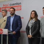 El PSOE defiende que su porcentaje de apoyos ha crecido y culpa a Unidas Podemos de la subida de Vox