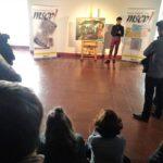La obra de la primera mujer Premio Nacional de Pintura puede verse en Toledo, y gratis
