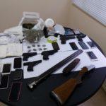Detenidas cinco personas en Quintanar de la Orden tras requisarles 45 gramos de cocaína y 300 de marihuana