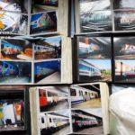Detenido un grupo de grafiteros, uno de ellos en Toledo, por daños en más de 2.000 trenes de Europa