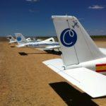 Dos personas han fallecido tras la caída y posterior incendio de una avioneta en el aeródromo de Casarrubios del Monte