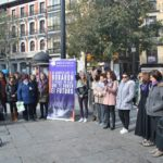 Toledo se moviliza contra de la violencia machista con actividades reivindicativas y de sensibilización