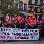 CCOO pide a Aernnova reincorporar a la trabajadora despedida tras 16 años por las secuelas de un tumor en el oído