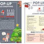 Compras, talleres y desfiles de moda este fin de semana en el Pop Up de Distrito 1 Toledo