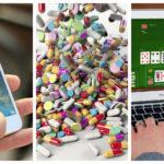 Las nuevas adicciones en la sociedad del siglo XXI: apuestas, móviles o antidepresivos