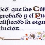 ¿Qué opinan los jóvenes castellanomanchegos sobre la Constitución de 1978?