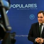 Trabajar mucho, escuchar más y seguir recorriendo la región: objetivos de Núñez tras su primer año al frente del PP