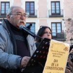 GALERÍA | La Federación de Asociaciones de Vecinos de Toledo homenajea a la Constitución
