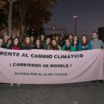 VÍDEO | 'Alianza por el Clima Toledo' se suma a la gran marcha madrileña en plena Cumbre del Clima