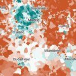 La comarca de La Sagra, una de las zonas con mayor crecimiento natural de la región