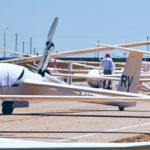 El aeródromo de Ocaña deja de dar cursos de vuelo sin motor tras despedir a siete trabajadores