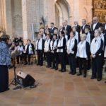 Un encuentro de corales o el certamen de villancicos, eventos musicales de la Navidad en Toledo