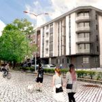 """Así es el primer edificio """"cien por cien sostenible"""" de Toledo: 57 viviendas junto al AVE"""