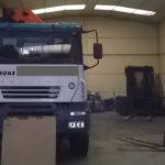 Tres detenidos por robar camiones en Seseña, uno de ellos también por intentar atropellar a agentes