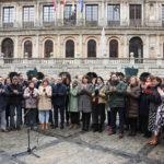 Repulsa institucional y política, sin matices, al asesinato de una mujer en Toledo