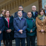 Las instituciones condenan el asesinato machista cometido en La Puebla de Almoradiel