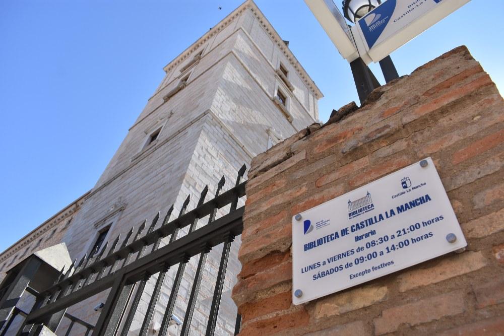 Biblioteca de Castilla-La Mancha