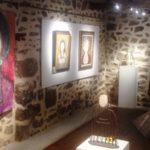 Santa María de Melque acogerá este año tres exposiciones de pintura, fotografía y collage