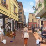 Un proyecto con esencia 'millennial' para reactivar el paisaje urbano de Talavera