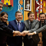 Sellado el convenio para habilitar 2,6 millones de m2 de suelo industrial en Talavera