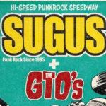 Sugus y los GTO's, en la Sala The Times del Polígono de Toledo