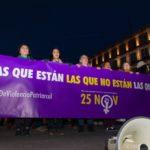 Feministas de todo el país se movilizan, también en Toledo, tras los últimos casos de violencias machistas