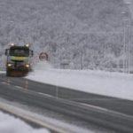 La comarca de la Sierra de San Vicente, en alerta por rachas de viento de hasta 70 kilómetros por hora
