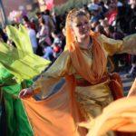 La comparsa 'El trono es nuestro', ganadora del desfile de Carnaval de Toledo con un premio de 3.000 euros