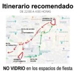 Toledo plantea un circuito peatonal para evitar aglomeraciones en el Carnaval