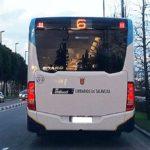 Los conductores de los autobuses urbanos de Talavera harán huelga desde el 2 de marzo, según CCOO