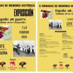 Seseña centra sus II Jornadas de Memoria Histórica en la violencia en las retaguardias
