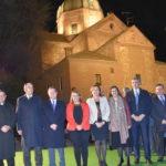 La Basílica del Prado de Talavera estrena iluminación