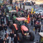 GALERÍA 📸 | Así ha sido la manifestación de los agricultores en Toledo