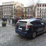 Detenido un joven de 18 años como presunto autor de la agresión a un menor en Toledo