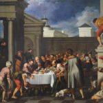 'El Milagro de los panes y los peces' y 'Las bodas de Caná' de Pedro de Orrente, en el Museo del Greco