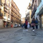 Un inquilino se hace pasar por propietario de una vivienda en el Casco para cobrar 540 euros de fianza