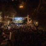 GALERÍA | Multitudinaria fiesta en la plaza del Embarcadero para despedir el Carnaval de Toledo