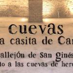 Distrito 1 Toledo celebra su primer 'saldillo' en las cuevas de La Casita de Candela