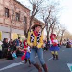 VÍDEO | El carnaval de Toledo, en dos minutos al ritmo de batucada