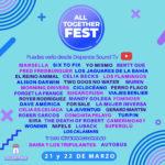 "'All Together Fest', otra iniciativa para transmitir ""buen rollo e ilusión"" con la música"