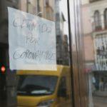 Los comercios y hosteleros del casco, preocupados por las consecuencias económicas del coronavirus