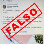 Bulo por el coronavirus: el Gobierno castellanomanchego desmiente el cierre de centros educativos