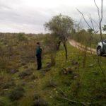 Así es el día a día de un guardia civil en el medio rural en plena crisis del coronavirus
