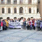 """Toledo, contra la violencia machista """"para que no pase de generación en generación"""""""