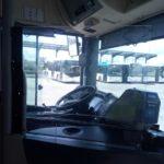 Instalan mamparas en los autobuses urbanos de Talavera para prevenir contagios por coronavirus