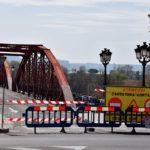 La rehabilitación del Puente de Hierro tendrá una inversión de 331.400 euros y finalizará en junio