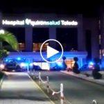 VÍDEO | El reconocimiento de la Policía Local a los sanitarios del Hospital Tres Culturas