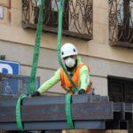 El Consorcio de Toledo reinicia sus obras de rehabilitación tras el parón de la cuarentena
